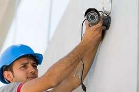 CCTV Technician, Electrician