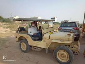 Willes my short jeep
