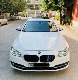 BMW 5 Series 520d Modern Line, 2015, Diesel