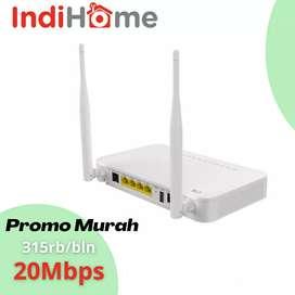 Wifi Indihome Jaringan Cepat Harga Murah