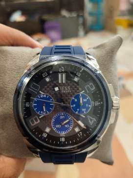 Dijual Jam Tangan Original Guess Navy Blue
