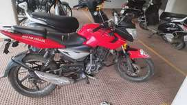 Bajaj Pulsar 135LS Great engine condition.