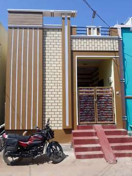 2bhk individual house with 3 bathrooms