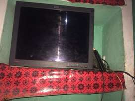 """ibm 21""""lcd and deny lcd device,remote"""