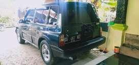 di jual cepat mobil suzuki escudo jlx tahun 1997 harga 50 juta nego