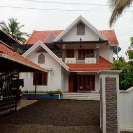 11 cent. 2500sqft house kotayam .pallam 1.50 cr