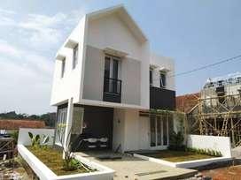 Rumah villa murah 2lantai 700jtan dekat Gasibu Bandung