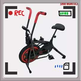 sepeda statis platinum bike new X-277// treadmill orbitrek alat fitnes