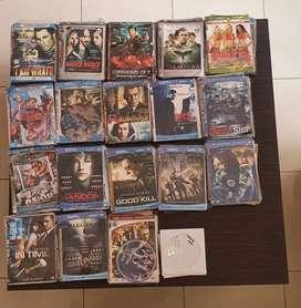 Kaset DVD Film Random