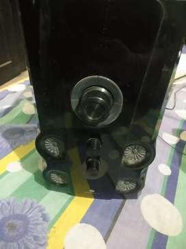 Zebronics zeb Bluetooth home theater 4.1 brand new
