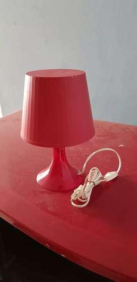 Lampu Tidur LED Bahan Plastik
