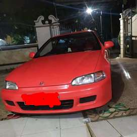 Honda civic estilo 1.6 Manual Tahun 1994
