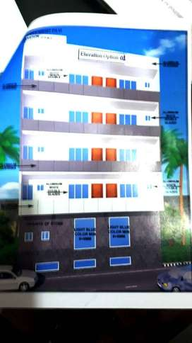 200 sq yard Commercial Building For Urgent Sale at DHA Phase 5