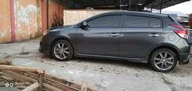 Toyota yaris S TRD TAHUN 2014 MANUAL