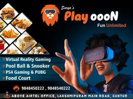 Virtual Reality Gaming zone for sale@ Guntur