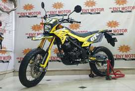 02 Kawasaki D-tracker SE th 2019 iritnya banget #Eny Motor#