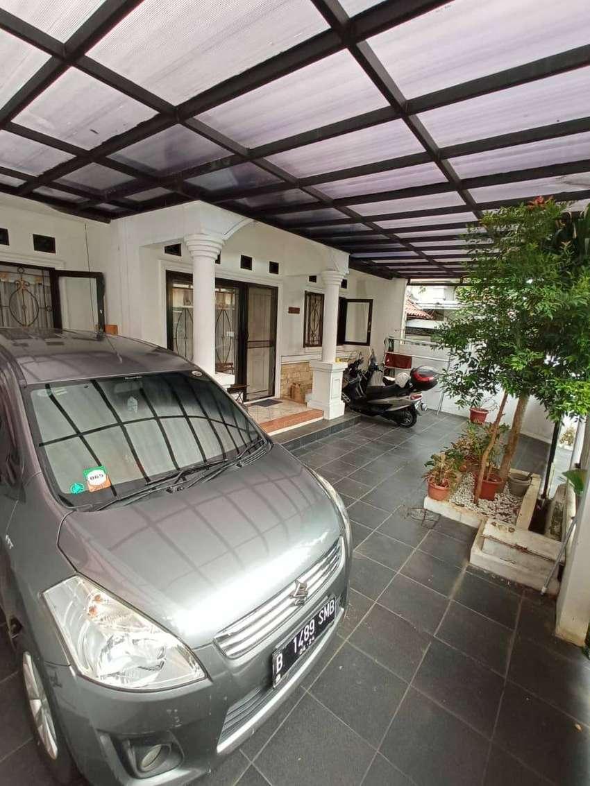 25menit Pasar Ciputat Tangerang selatan Rumah di cluster pondok cabe