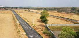 HMDA Approved Open plots for sale at bhongir with full Developments