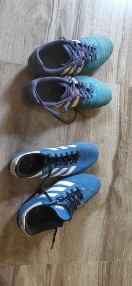 Football addidas boots