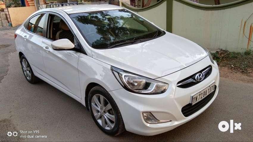 Hyundai Verna Fluidic 1.6 CRDi, 2014, Diesel 0