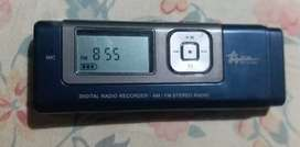 Digital Radio Recorder AM/FM Stereo Radio DR-A700