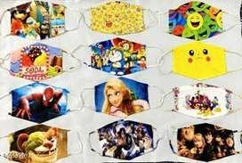 10 Designer Kids Mask