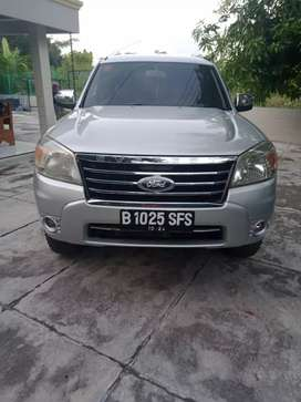 Ford Everest 4x2 diesel manual 2009