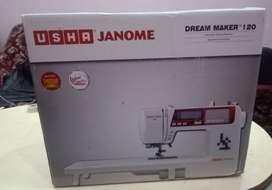 New usha sewing machine