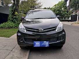 Daihatsu Xenia 1.0 Manual 2015 Hitam istimewa sekali DP 5 jt
