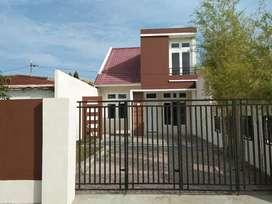 Rumah minimalis Modern di tengah kota Lhokseumawe siap huni