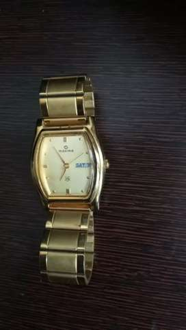 Maxima Hand Watch - No Sketch in running condition- only 3 Month old