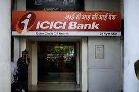 Office Assistant in ICICI Bank