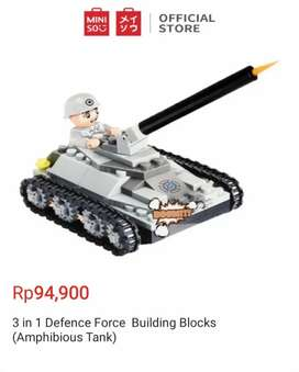 3 in 1 defence force