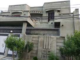 Ten Marla double story house for sale in model Town Hafizabad