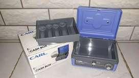 Brankas Carl CB-8100 Blue
