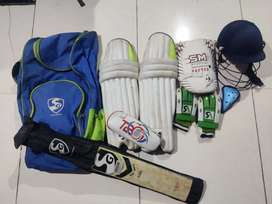 This Is My Cricket Kit With all Accessories