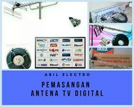 Spesialis Jasa Pasang Baru antena TV luar