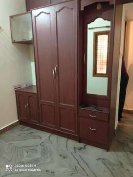 2bed room semi furnished flat for rent