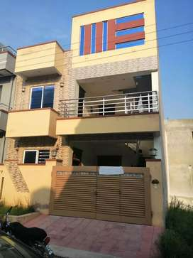 5 marla double story house in gory town phase 4c2 islamabad