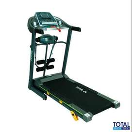 Alat olahraga Treadmill latihan jantung cardio ready di Jogja