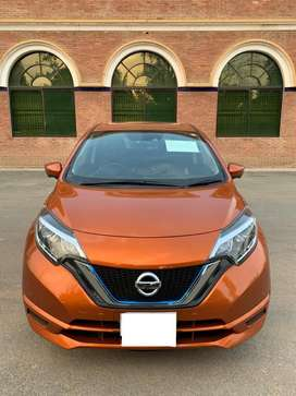 """Nissan Note 2019""Chaand raat Offer 3% Markup"""