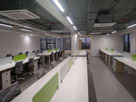 5274 sqft Fully Furnished Pre Leased Office Sapace For sell.