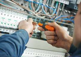 Electrician, AC repair, wiring, electrician, plumber, carpenter,fridge