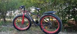 21 gears Fat bike for sale .