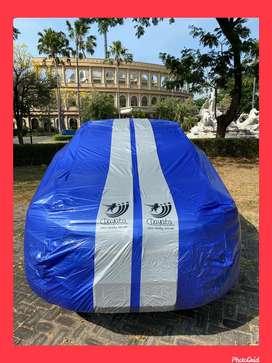 Body cover sarung kerudung jubah mantel mobil waterproof 100%