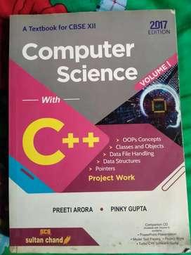Computer science books C++