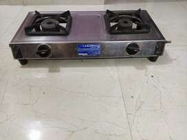 Double burning Oven