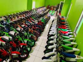 Pusat distribusi motor mini anak, mini trail, cross mini, gp mini, atv