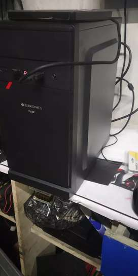 Computer new 1 year warenty