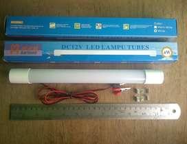 LED Aki Tube Neon DC 12V 4W Malang Kota Gratis Antar
